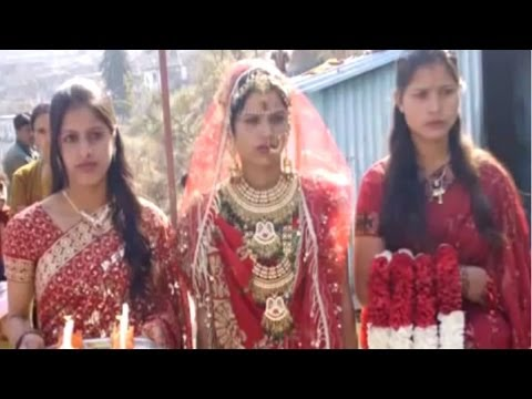 Latest Hit Garhwali Marriage Song