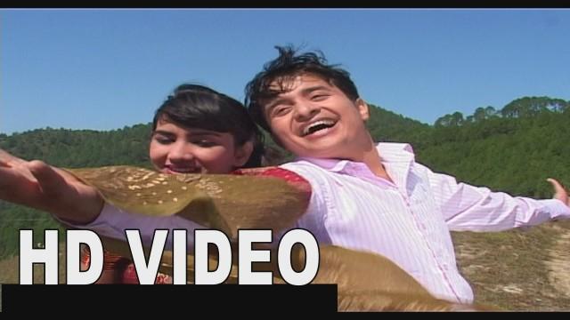 Oh Re Shyali Oh | Garhwali album Song | Anil Bisht | Meena Rana | Folk Song