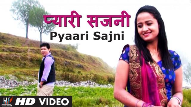 """Pyaari Sajni"" Garhwali Video Song 2014 – Preet Ki Pachhyan – Veeresh Chandra Bharti, Meena Rana"