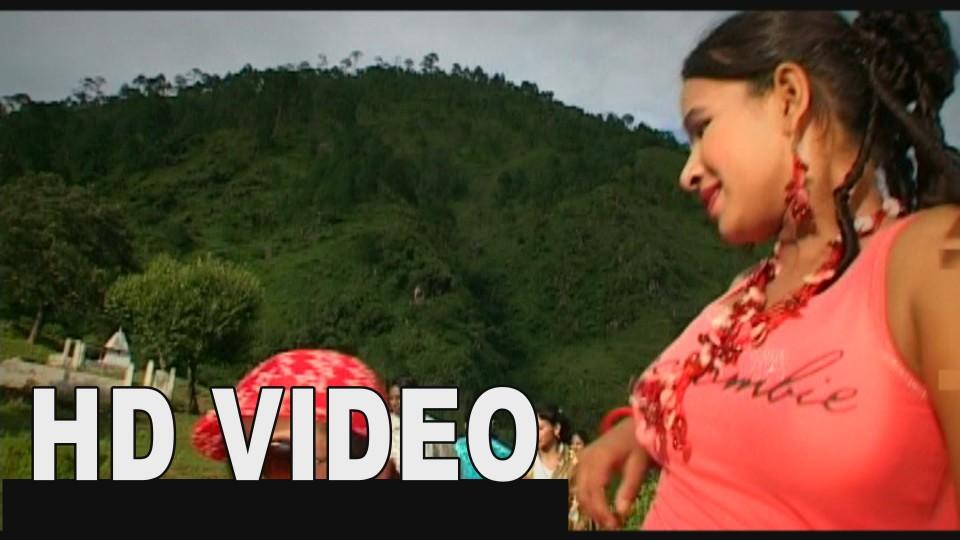 Teri Mayali Mukhadi Dekhi | Rangeeli Baand Title Video Song | Vinod Kandpal